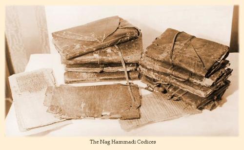 Los manuscritos de Nag-Hammadi
