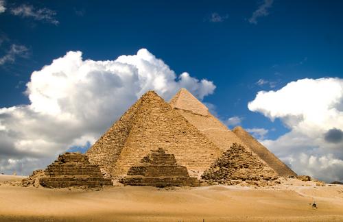 Guiza, la ciudad de las pirámides