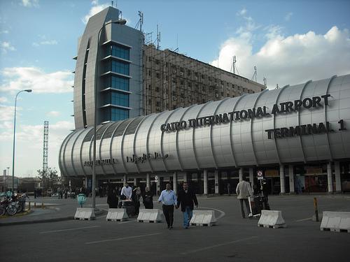 Aeropuerto Internacional de El Cairo