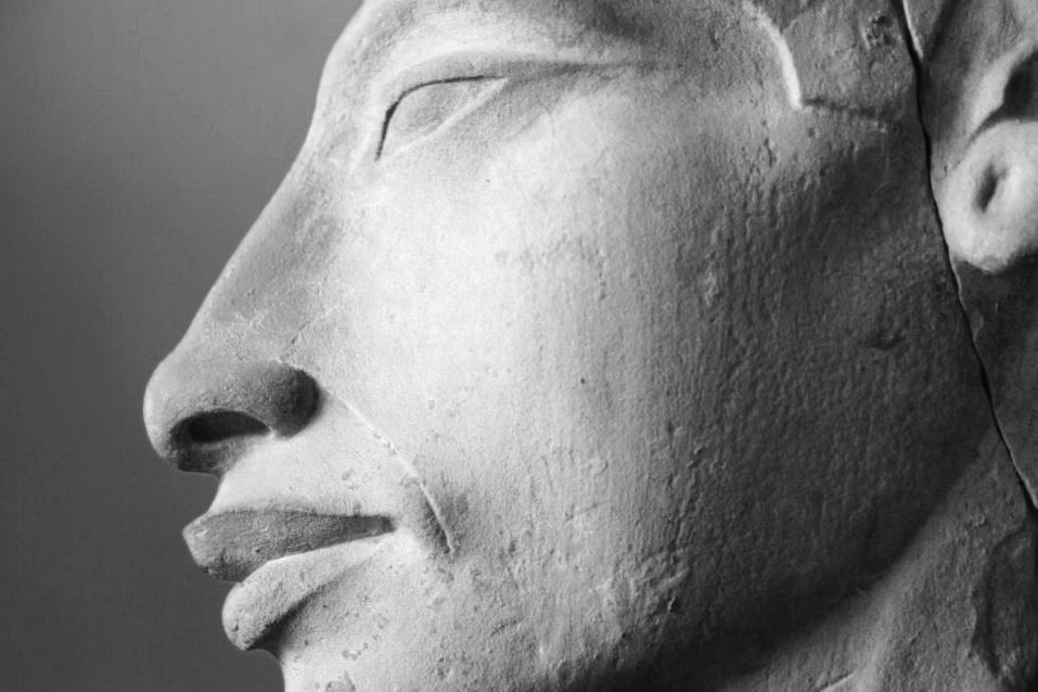 La historia de Akhenaton, el faraón hereje