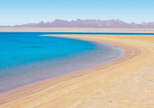 Egipto y sus playas más bellas