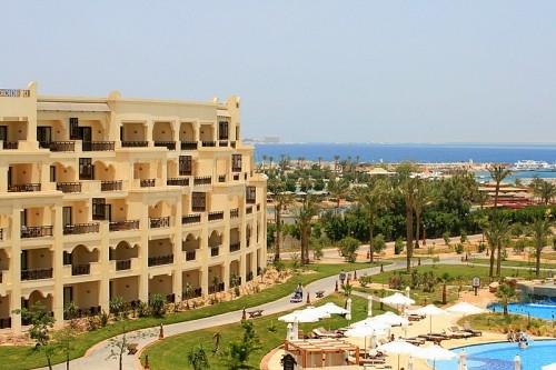 Steigenberger Al Dau Beach Hotel, costa del Mar Rojo