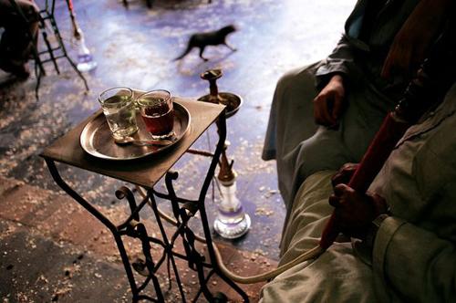 Café y tés tradicionales de Egipto