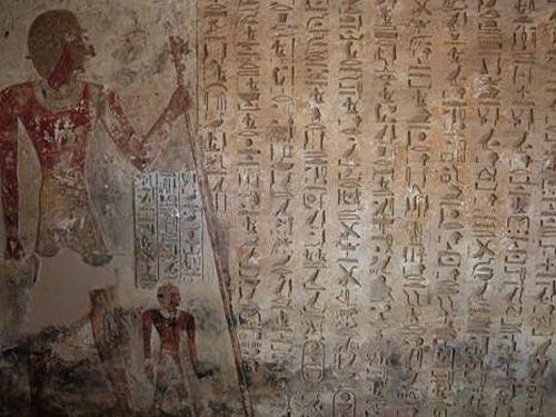 La Tumba de Ahmose en la necrópolis de El-Kab