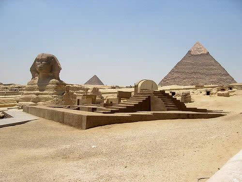 el cairo de egipto: