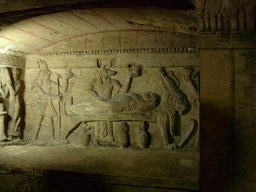 Catacumbas de Kom El-Shoqafa