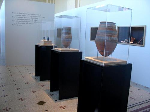 La ceramica y el vidrio egipcio