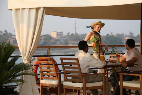 Conocer Egipto durante 8 días hasta julio 2010