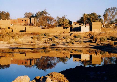 Oasis de Dakhla