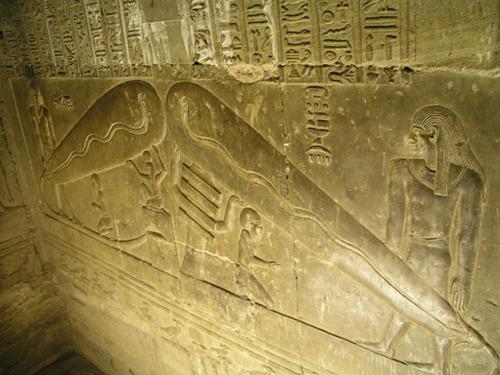Visita al Templo de Hathor, en Dendera