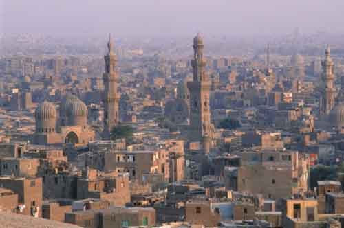 Tres lugares de visita obligada en El Cairo