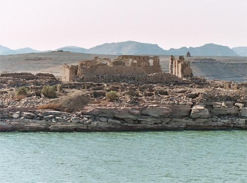 Fortaleza Qasr Ibrim