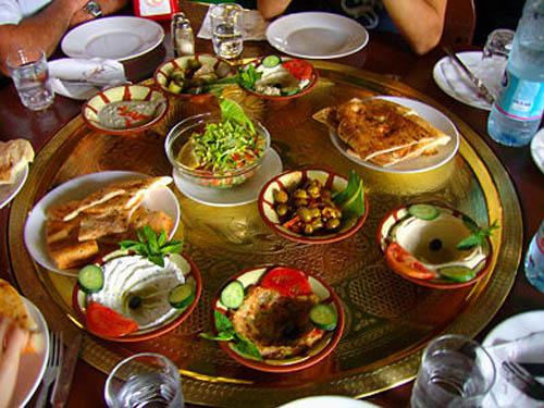 Gastronomia egipcia