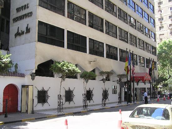 Golden Tulip Flamenco Hotel en El Cairo