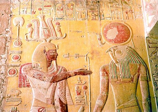 La tumba de Merenptah en el Valle de los Reyes
