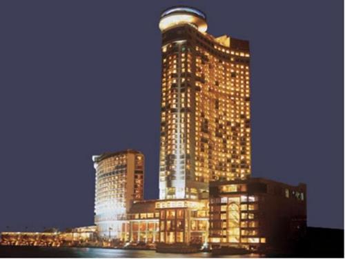 Hotel Grand Hyatt en El Cairo