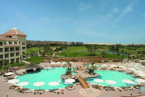 Hotel Hilton Pyramids Golf Resort en Giza
