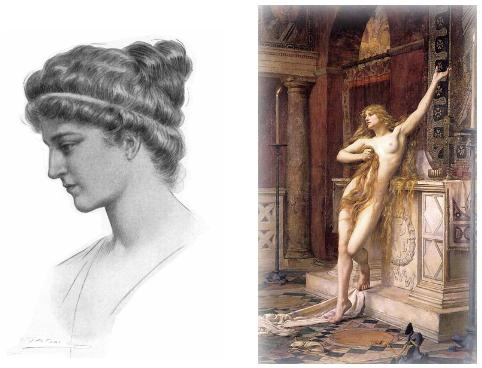 Hipatia de Alejandria, martir de la ciencia