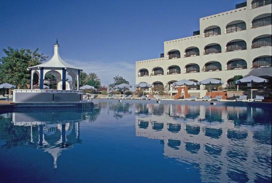 Hotel Basma en Asuán