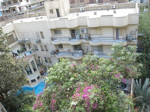 Hotel Longchamps en El Cairo