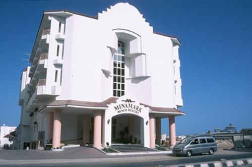 Minamark, hotel de playa en Hurghada