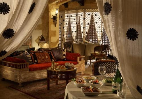 hoteles de lujo en el cairo: