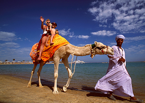 Playa de Hurghada