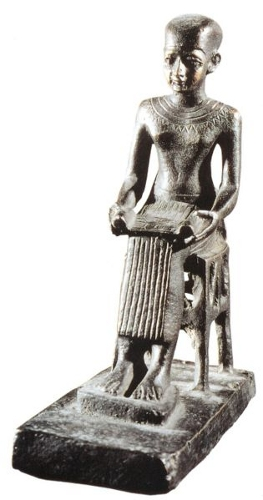 Imhotep, el primer arquitecto de la historia