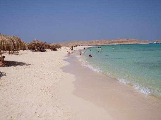 Vacaciones en la isla Giftun