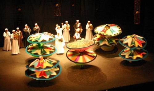 Los derviches de El Cairo y la danza Sufí