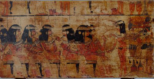 La Fiesta del Valle en el Antiguo Egipto