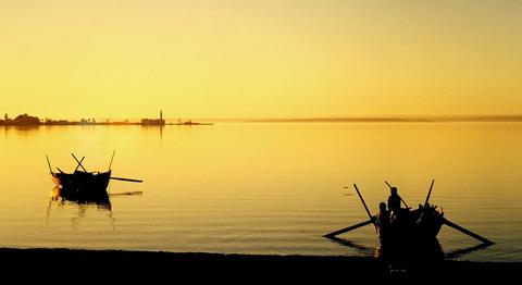 Área protegida del Lago Qarum en el Fayum