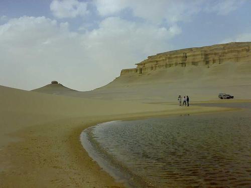 Conocer los diferentes Oasis en Egipto