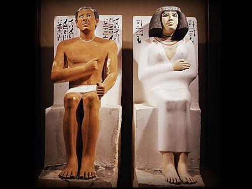 El divorcio en el Antiguo Egipto