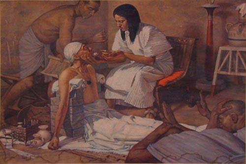 Medicina en el Antiguo Egipto