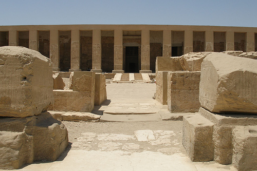 El Memnonium, la herencia De Ramses II