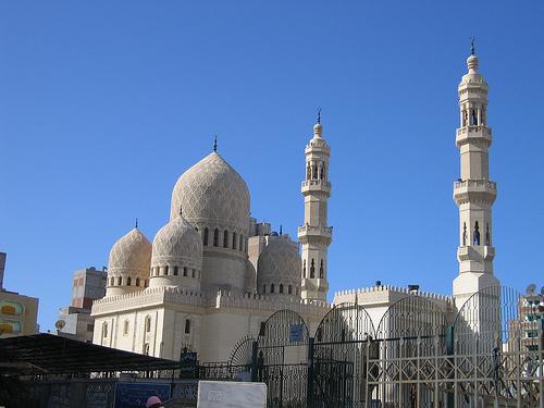Mezquita de Abu al-Abbas al-Mursi en Alejandría