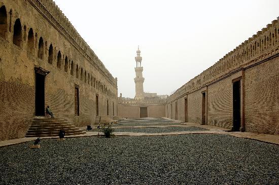 Mezquita Ibn Tulun