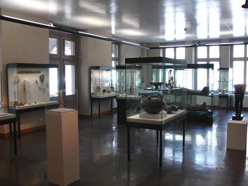 Museo egipcio en Zurich