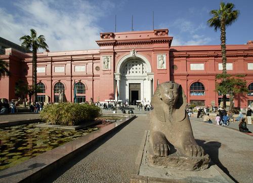 Visitar museos en Egipto