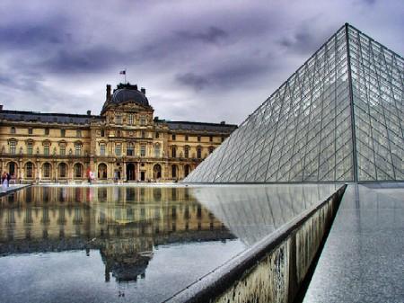 El arte egipcio en el mundo, Museo del Louvre