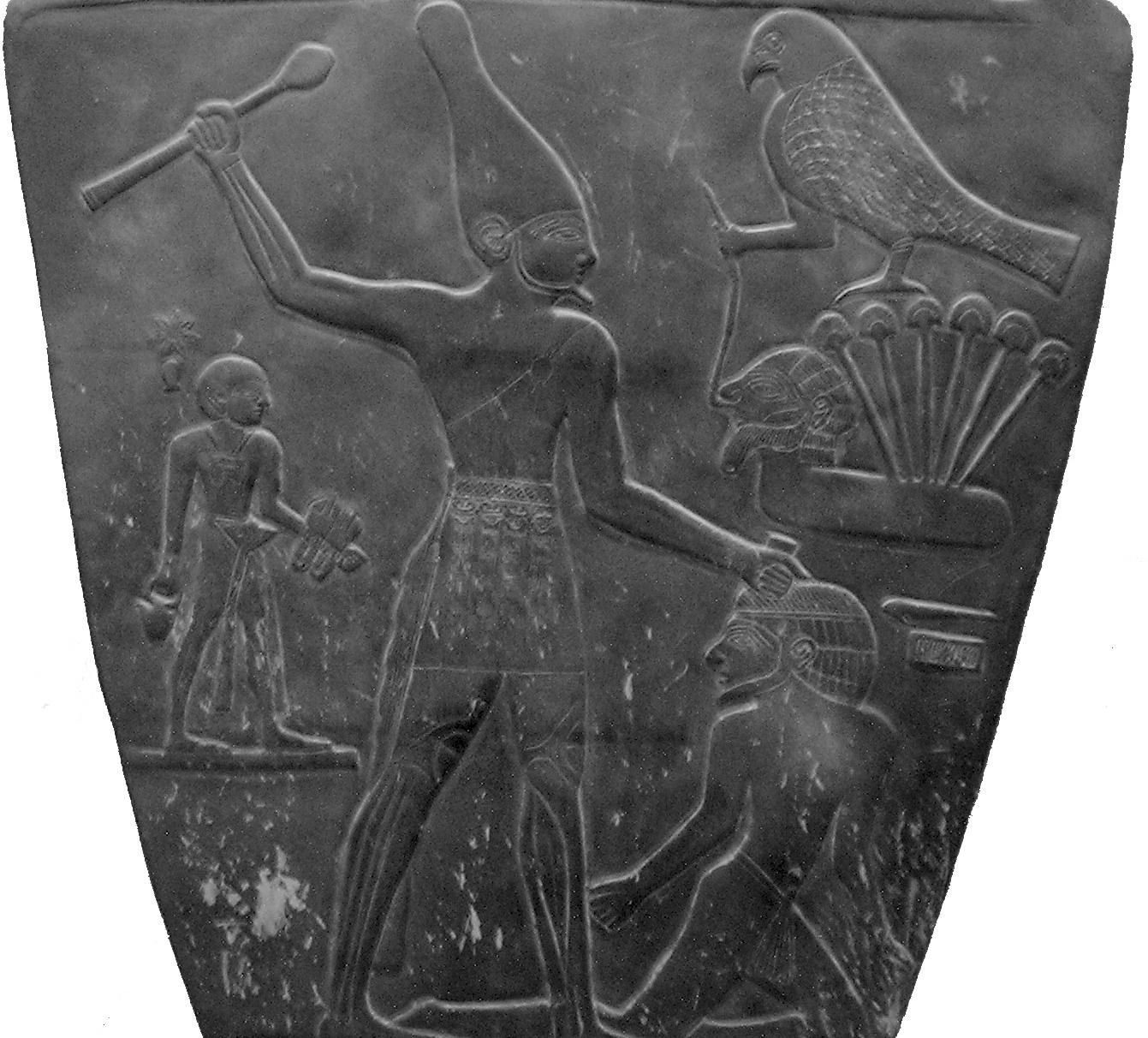 Narmer El Primer Faraón Del Antiguo Egipto