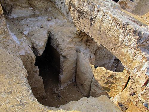 Necropolis Abu Rawash