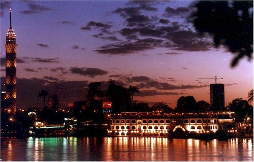 Noche El Cairo