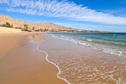 Playa en Nuweiba