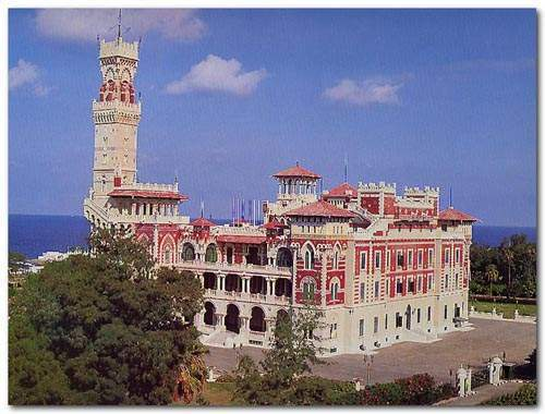 Palacio Montazah