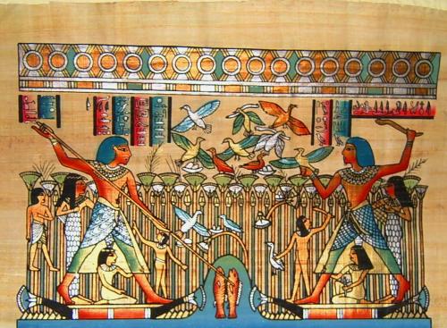 Imagen egipcia