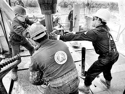 Industria petrolera de Egipto