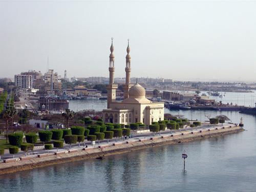 Port Said, pintoresca ciudad portuaria de Egipto