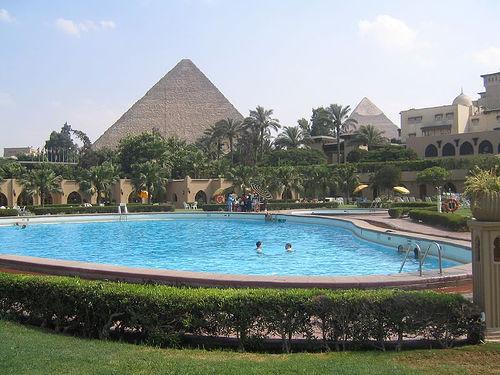 hotel en Egipto